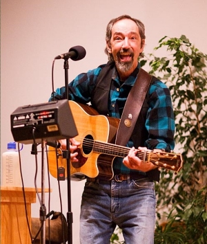 Jim Singing Habitat