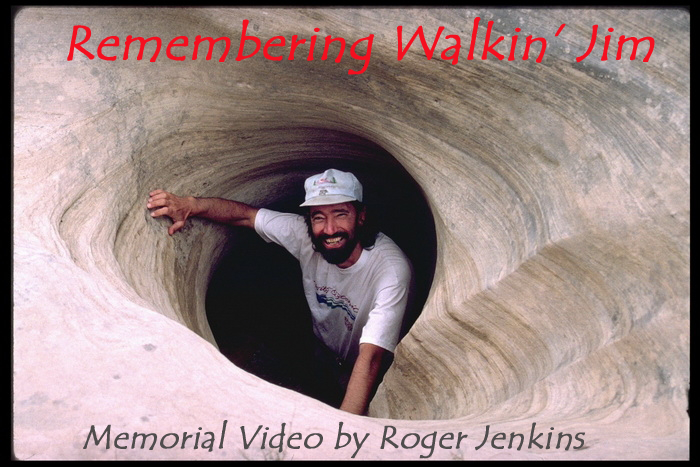 Remembering Walkin Jim - Memorial Video on YouTube
