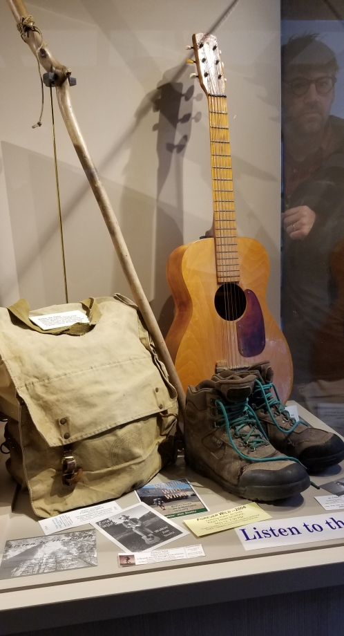 Walkin' Jim - Appalachian Trail Museum Exhibit
