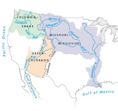 yellowstone watershed